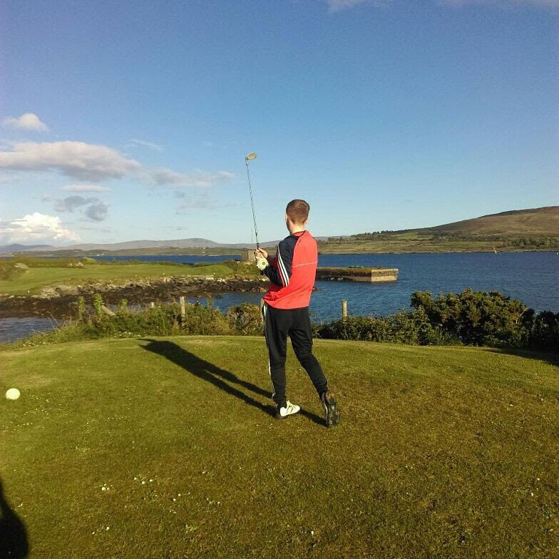 Berehaven Golf Across Water